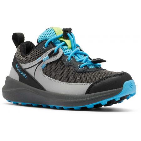 Columbia YOUTH TRAILSTORM - Detská outdoorová obuv