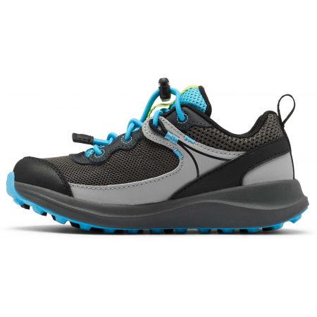 Dětská outdoorová obuv - Columbia YOUTH TRAILSTORM - 3