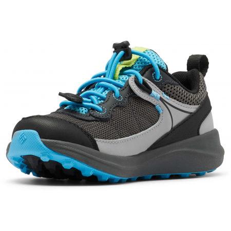 Dětská outdoorová obuv - Columbia YOUTH TRAILSTORM - 8