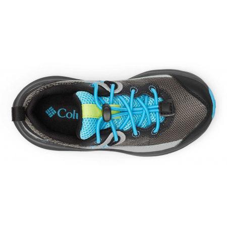 Dětská outdoorová obuv - Columbia YOUTH TRAILSTORM - 4