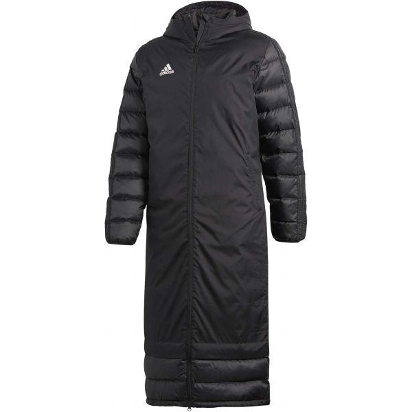 adidas JKT18 WINT COAT - Pánsky páperový kabát