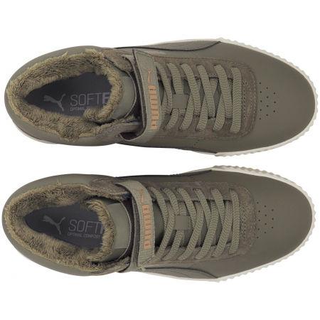 Dámské zimní boty - Puma CARINA MID WTR - 6