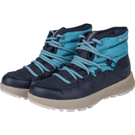 Women's winter shoes - Columbia SLOPESIDE VILLAGE - 2