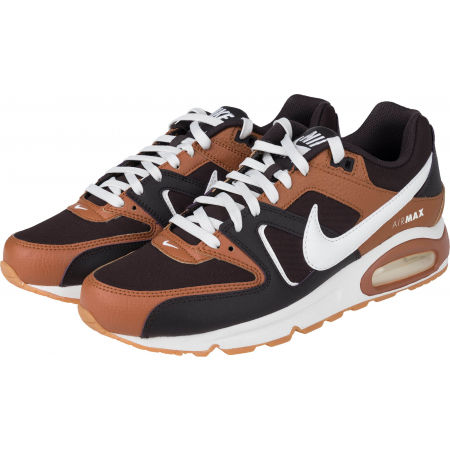 Men's leisure shoes - Nike AIR MAX COMMAND LEATHER - 2
