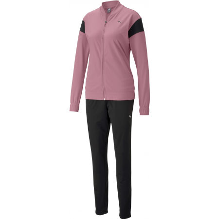 Puma CLASSIC TRICOT SUIT OP - Damen Trainingsanzug