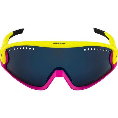 Unisex sunglasses - Alpina Sports 5W1NG CM - 2