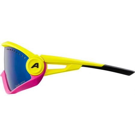 Unisex sunglasses - Alpina Sports 5W1NG CM - 3