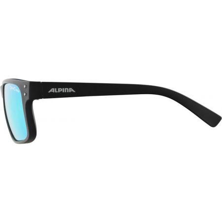 Okulary przeciwsłoneczne unisex - Alpina Sports KOSMIC BLK - 2