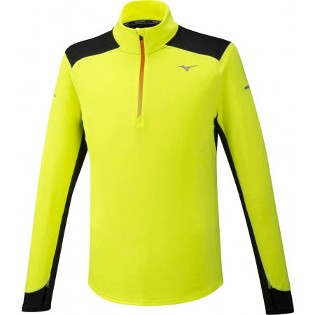 Men's insulated long sleeve T-shirt - Mizuno WARMALITE HZ - 1