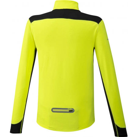 Men's insulated long sleeve T-shirt - Mizuno WARMALITE HZ - 2