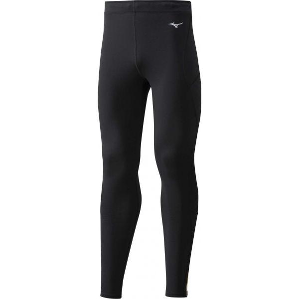 Mizuno WARMALITE TIGHT - Pánske zateplené elastické nohavice