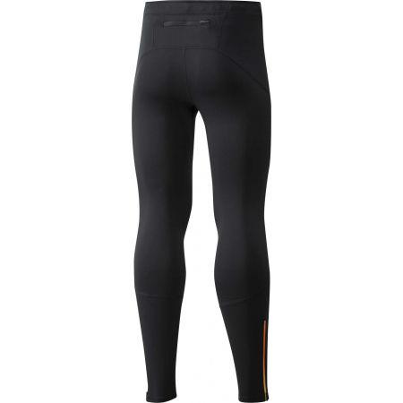 Pánské zateplené elastické kalhoty - Mizuno WARMALITE TIGHT - 2