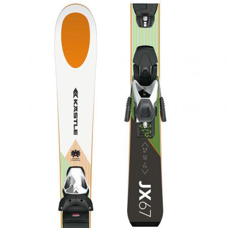 Kästle JX67 + K7.5 SLR - Juniorské sjezdové lyže