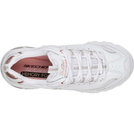 Încălțăminte casual pentru femei - Skechers D'LITES COPPER DIVINE - 4