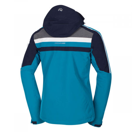 Men's ski jacket - Northfinder LENDSY - 2
