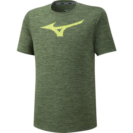 Mizuno CORE GRAPHIC RB TEE - Men's short sleeve running T-shirt
