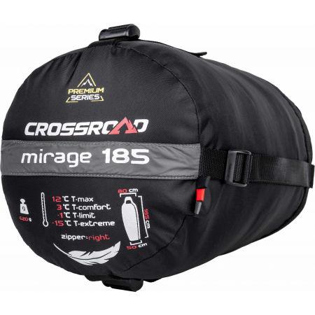 Páperový spací vak - Crossroad MIRAGE 210 - 8
