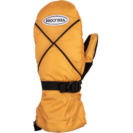 Pánské lyžařské rukavice - Volcom X-MITT - 1