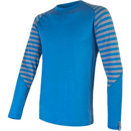 Sensor MERINO ACTIVE - Koszulka termoaktywna męska