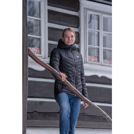 Kurtka ocieplana damska - Hannah NANCY - 6