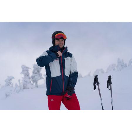 Pánská membránová lyžařská bunda - Hannah TIENN - 10