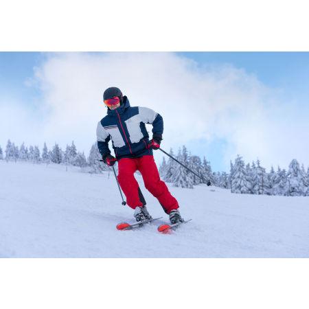 Pánská membránová lyžařská bunda - Hannah TIENN - 11