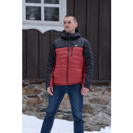 Men's insulated jacket - Hannah PERCY - 6