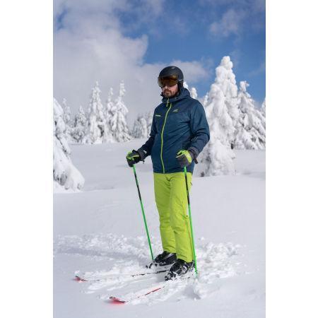 Pánská lyžařská bunda - Hannah LUCAS - 9