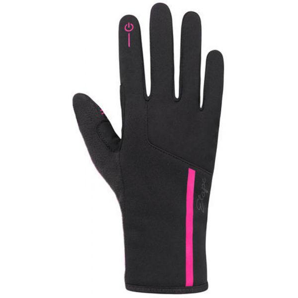 Etape DIANA WS+  M - Dámske rukavice na bežky