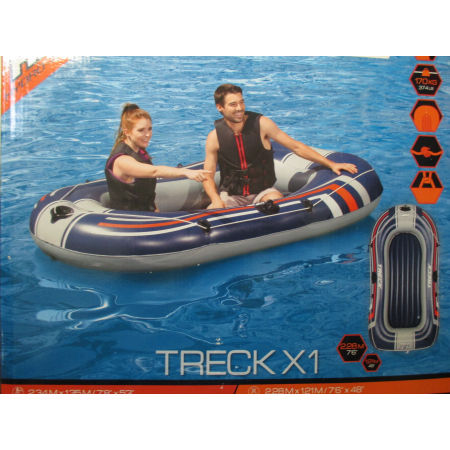 "90""X48"" HYDRO-FORCE RAFT - Inflatable boat - Bestway 90""X48"" HYDRO-FORCE RAFT - 11"