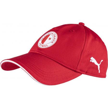 Puma TEM CAP BLK SLAVIA PRAGUE