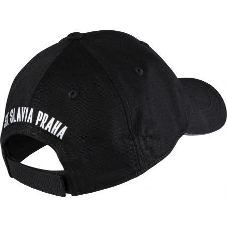 Șapcă - Puma TEM CAP BLK SLAVIA PRAGUE - 2