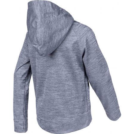 Boys' hoodie - Nike THERMA GFX FZ HOODIE B - 3