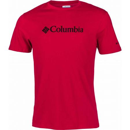Columbia CSC BASIC LOGO TEE - Pánské triko