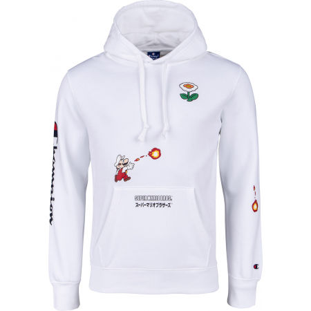 Champion HOODED SWEATSHIRT - Bluza męska