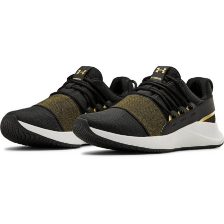 Women's lifestyle shoes - Under Armour CHARGED BREATHE MTL - 3