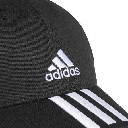 Kšiltovka - adidas BBALL 3S CAP CT - 4