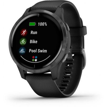 Спортен часовник с GPS и пулсометър - Garmin VENU - 2