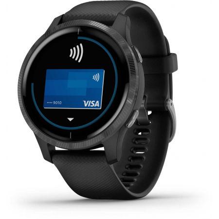 Спортен часовник с GPS и пулсометър - Garmin VENU - 3