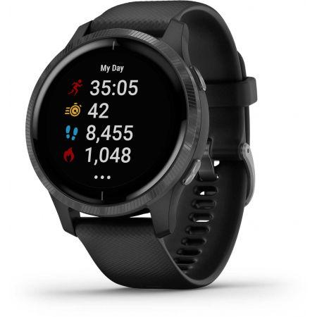 Спортен часовник с GPS и пулсометър - Garmin VENU - 4