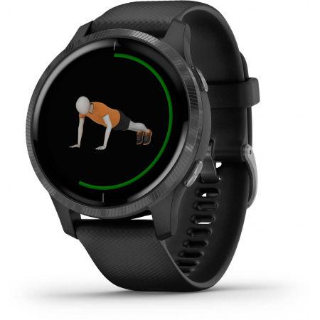 Спортен часовник с GPS и пулсометър - Garmin VENU - 5