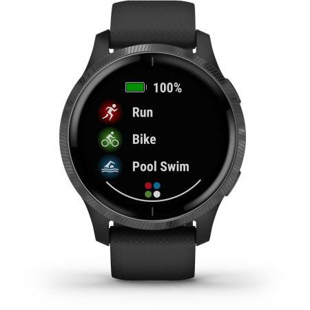 Спортен часовник с GPS и пулсометър - Garmin VENU - 7