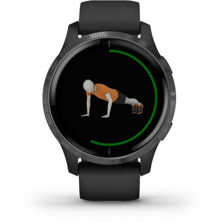 Спортен часовник с GPS и пулсометър - Garmin VENU - 10