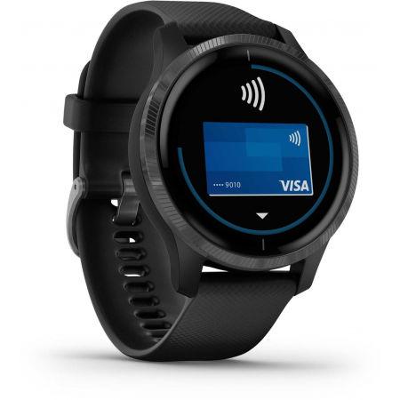 Спортен часовник с GPS и пулсометър - Garmin VENU - 13