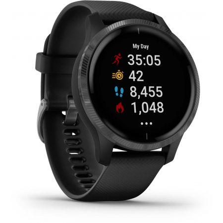 Спортен часовник с GPS и пулсометър - Garmin VENU - 14