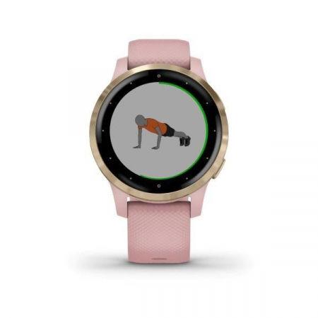 Multisportovní hodinky - Garmin VIVOACTIVE 4S - 6