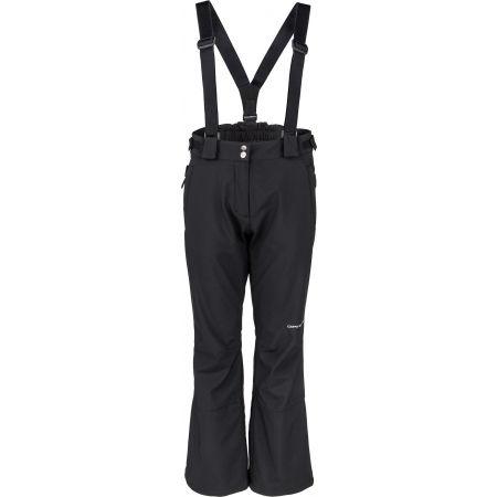 Pantaloni schi de damă - ALPINE PRO ARGA - 2