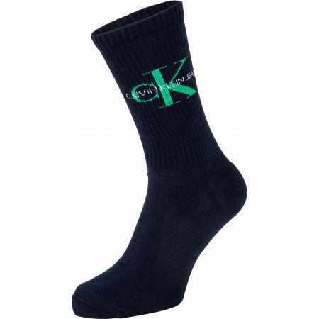 Calvin Klein CK RIB - Pánské ponožky