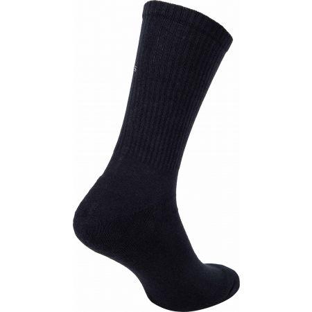 Pánske ponožky - Calvin Klein MEN CREW 1P CK JEANS RIB DESMOND - 2