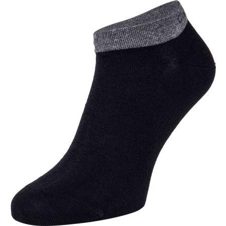 Мъжки чорапи - Calvin Klein MEN LINER 2P ALL OVER CK LOGO EDUARDO - 4
